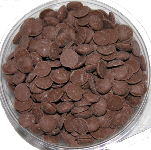 nestle carriba milk chocolate buttons 5kg
